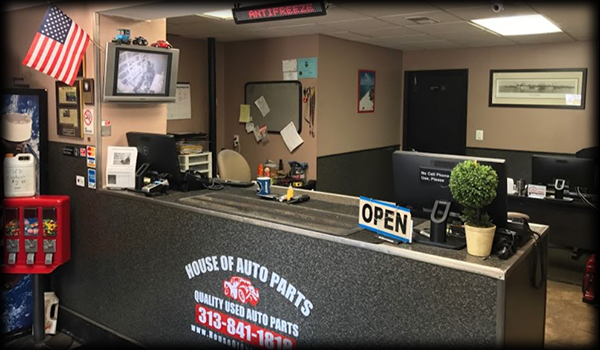 House of Auto Parts Office